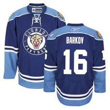 Florida Panthers Aleksander Barkov #16 Navy Blue Alternate Jersey