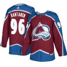 Colorado Avalanche #96 Mikko Rantanen Maroon Home Jersey