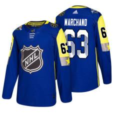 Boston Bruins #63 Brad Marchand 2018 All Star Jersey