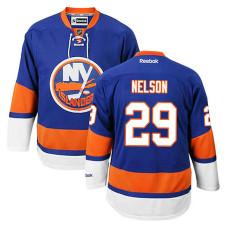 New York Islanders Brock Nelson #29 Royal Blue Home Jersey