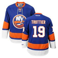 New York Islanders Bryan Trottier #19 Royal Blue Home Jersey