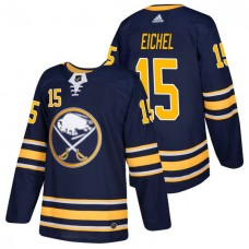 Buffalo Sabres #15 Jack Eichel Navy 2018 New Season Home Authentic Jersey
