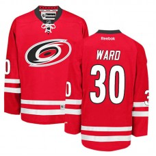 Carolina Hurricanes Cam Ward #30 Red Home Jersey