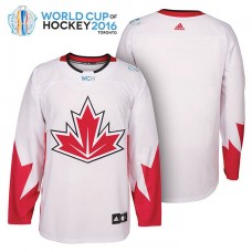 Canada Hockey White 2016 World Cup of Hockey Premier Jersey