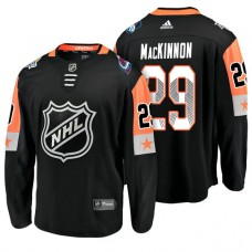 Colorado Avalanche #29 Nathan MacKinnon 2018 All Star Jersey