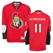 Ottawa Senators Daniel Alfredsson #11 Red Home Jersey