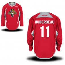 Florida Panthers  11 Jonathan Huberdeau Red Alternate Practice Jersey 6a4e4f202