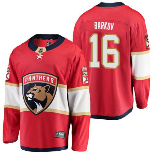 reputable site 4e87d de308 Florida Panthers #16 Breakaway Player Aleksander Barkov ...