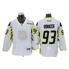 Philadelphia Flyers Jakub Voracek #93 White 2015 All-Star Jersey