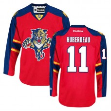 Florida Panthers Jonathan Huberdeau #11 Red Home Jersey