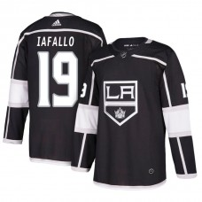 Los Angeles Kings #19 Alex Iafallo Black Home Jersey