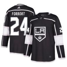 Los Angeles Kings #24 Derek Forbort Black Home Jersey
