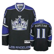 Los Angeles Kings Anze Kopitar #11 Black Alternate Jersey