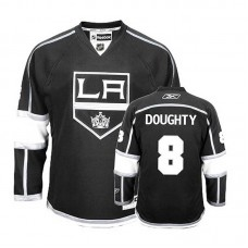 Los Angeles Kings Drew Doughty #8 Black Home Jersey
