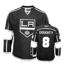 Los Angeles Kings Drew Doughty #8 Black Home Replica Jersey