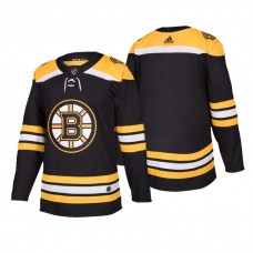 Boston Bruins Authentic Blank Home Jersey Black