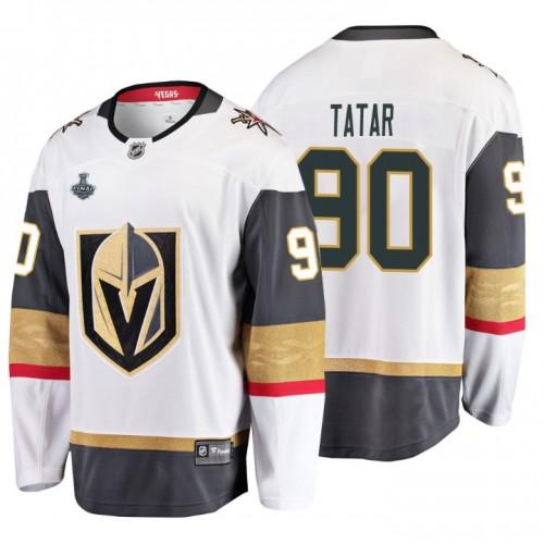 check out 894b8 e4f8f Vegas Golden Knights #90 Tomas Tatar 2018 Stanley Cup Final ...