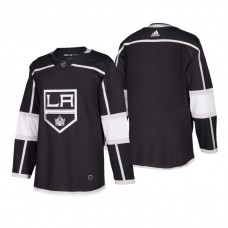 Los Angeles Kings Authentic Blank Home Jersey Black