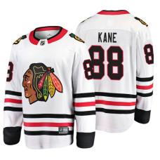 a477604a792 Chicago Blackhawks Patrick Kane Fanatics Branded Breakaway White Away Jersey