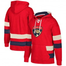 Florida Panthers Red Pullover Jersey Hoodie