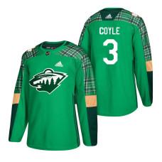 Charlie Coyle Minnesota Wild Player Swingman Jersey
