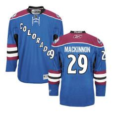 Colorado Avalanche Nathan MacKinnon #29 Blue Alternate Jersey