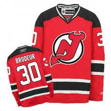 Youth New Jersey Devils Martin Brodeur #30 Red Home Jersey