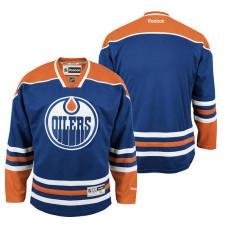 Edmonton Oilers Royal Home Premier Jersey