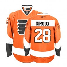 Philadelphia Flyers Claude Giroux #28 Orange Home Jersey