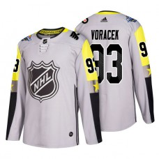 Philadelphia Flyers #93 Jakub Voracek 2018 All Star Jersey