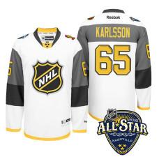 Ottawa Senators Erik Karlsson #65 White 2016 All-Star Premier Jersey