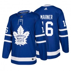 Toronto Maple Leafs #16 Mitchell Marner Royal 2017-2018 Adidas Home Jersey