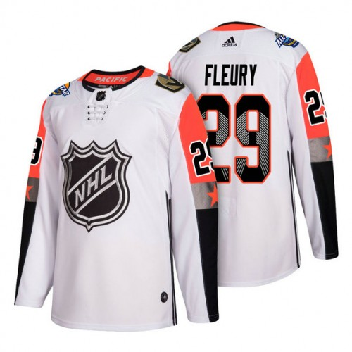 Vegas Golden Knights  29 Marc-Andre Fleury 2018 All Star Jersey bbbad9d6a