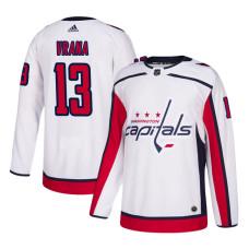 Washington Capitals  13 Jakub Vrana Fanatics Branded Breakaway White ... c2946b270