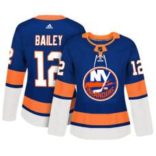 Women's New York Islanders #12 Josh Bailey Royal Adizero Player Home Jersey