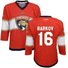 Youth Panthers #16 Aleksander Barkov Red Home Premier Jersey