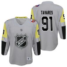 Youth New York Islanders #91 John Tavares 2018 All Star Jersey
