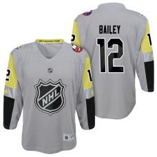 Youth New York Islanders #12 Josh Bailey 2018 All Star Jersey
