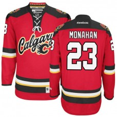 Youth Calgary Flames Sean Monahan #23 Red Alternate Jersey